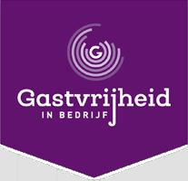 Gastvrijheid in bedrijf Logo